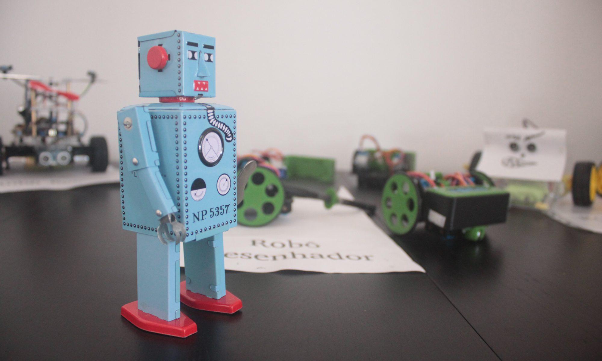 Clube de Robótica